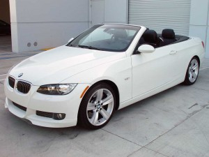 2008 BMW 3-Series 335i Sport Convertible