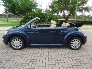 2005 Volkswagen New Beetle Conmvertible For Urgent Sale~~