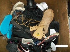 Second Hand School Shoes and Bags For Girls and Boys