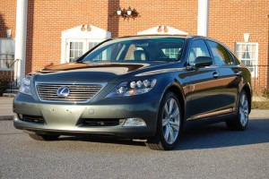Lexus LS600hl for sale?
