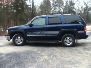 2003 Chevy Tahoe