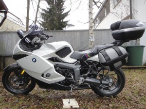 2011 BMW K1300S for $3500