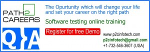Quality Assurance Online Training and Placement Assistance