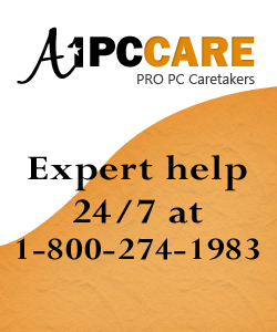 Anti-virus support and PC Tune Up with  A1pccare