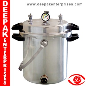 Basic Portable Autoclave