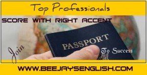 Skype Voice and Accent Classes with BeeJay