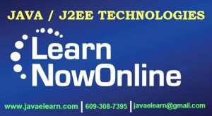 Online Training On Java/J2EE