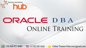 Oracle DBA by Experienced Trainer