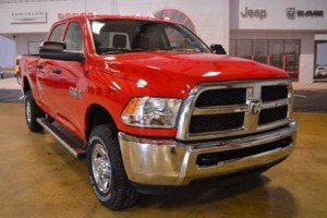 2014 dodge ram 2500 fire engine red - Dodge Ram 2500 2014 Red