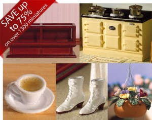 Looking something very special for your dollhouse?
