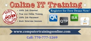 QA Testing Online Training In Chicago