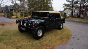 1998 AM General Hummer Open Top for Sale