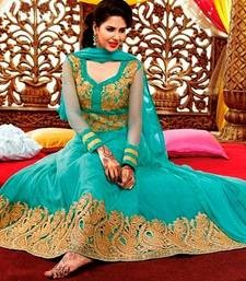 Party Wear Salwar Kameez and Salwar suits @ mirraw