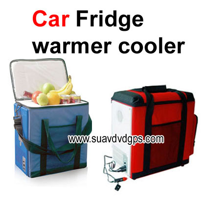 Portable mini Car Fridge/Warmer/Cooler/Refrigerator 14-Liter CAV-014L