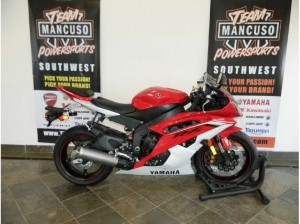 Used 2009 Yamaha YZF R6 for sale